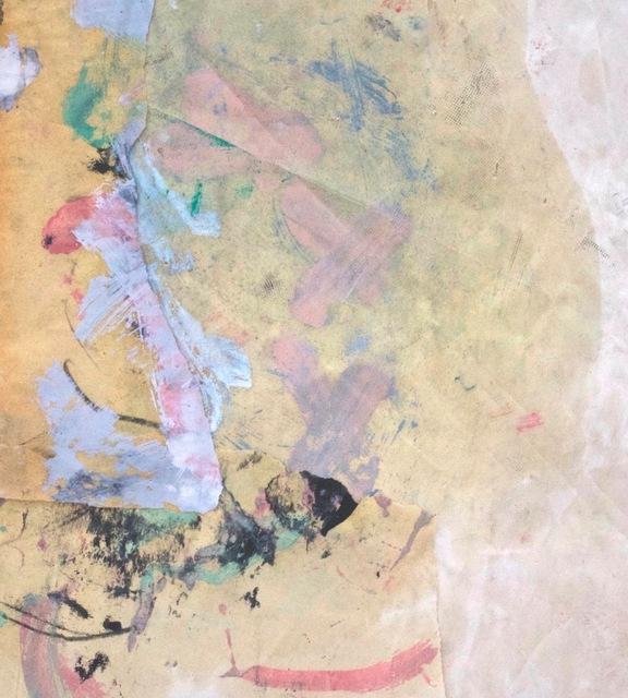 , 'natural patterns beneath,' 2017, AS Artists Studios