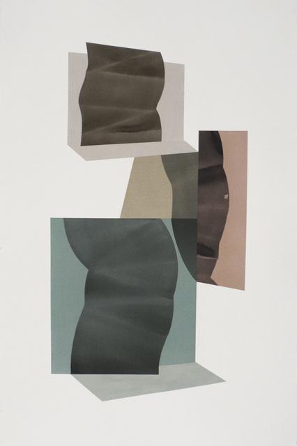 , 'Ombres souples no. 1,' 2017, Galerie Nicolas Robert