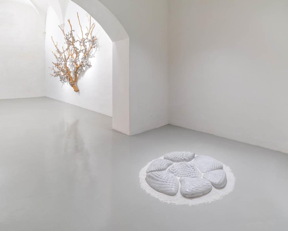 The Ineffable Gardener, exhibition view Galleria Continua, San Gimignano. Ph Ela Bialkowska