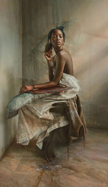 Étienne Sándorfi, 'Safi's palette', 2001, Kalman Maklary Fine Arts