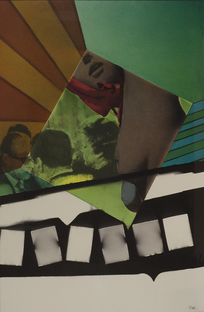 , 'Kaléidoscope,' 1967, GALERIE ANTOINE LAURENTIN