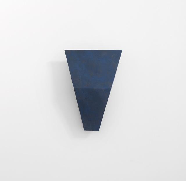 , 'Untitled Blue,' 2016, Louis 21