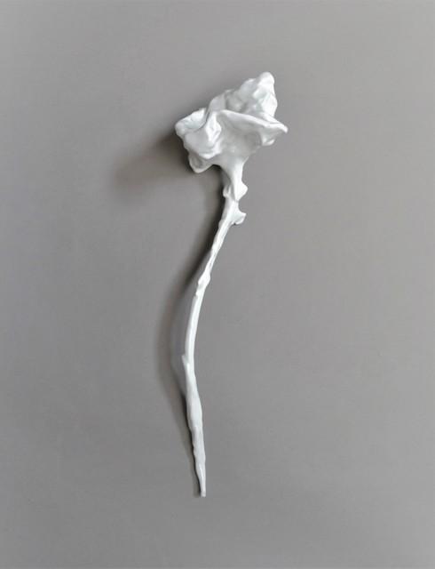 , 'Flora Cast A, White,' , blankblank