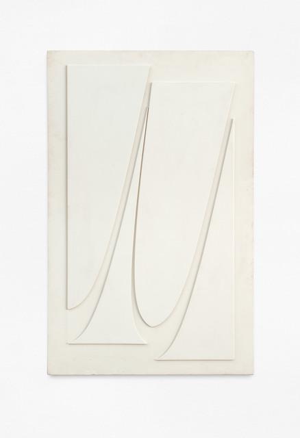 Karl Heinz Adler, 'Schattenlineaturen', 1989, Galerie EIGEN + ART