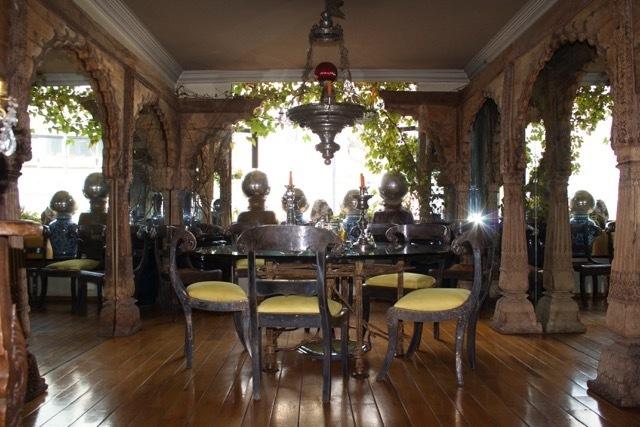 , 'View from a Indian garden - Indoor design,' , Rodrigo Rivero Lake