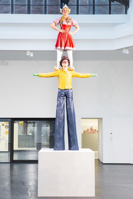 , 'De Steltenloper,' 2014-2016, KETELEER GALLERY