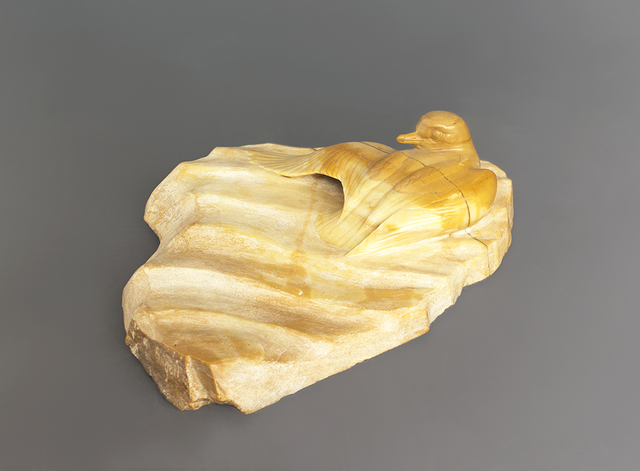 Tony Angell, 'Distraction', 2007, Sculpture, Stone, Foster/White Gallery