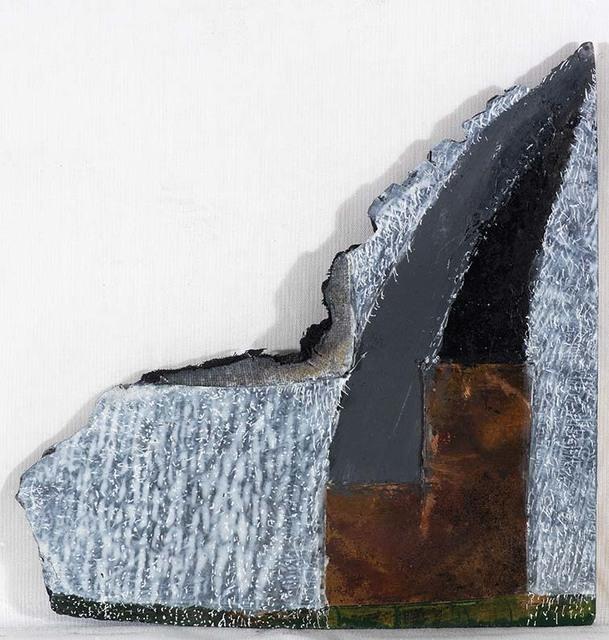 , 'Fire Painting XXVII,' 2017-2018, Osborne Samuel