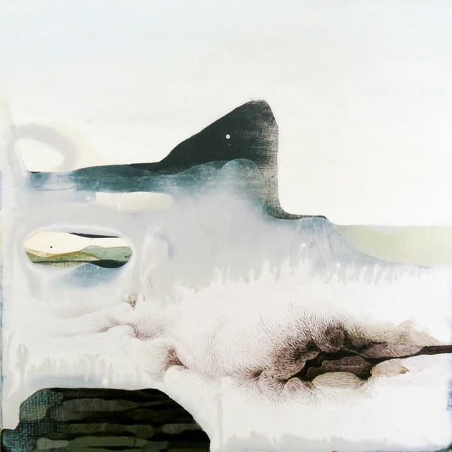 , 'La vague,' 2017, Galerie Maria Lund