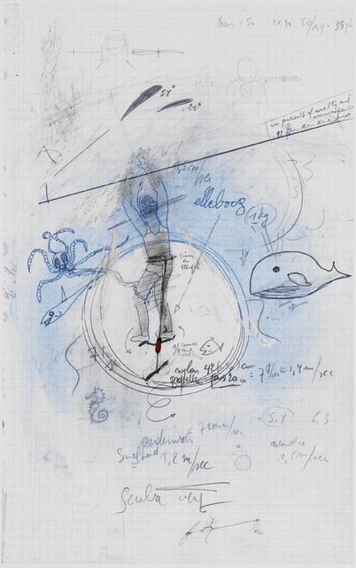 , 'Scuba,' 2005, Deweer Gallery