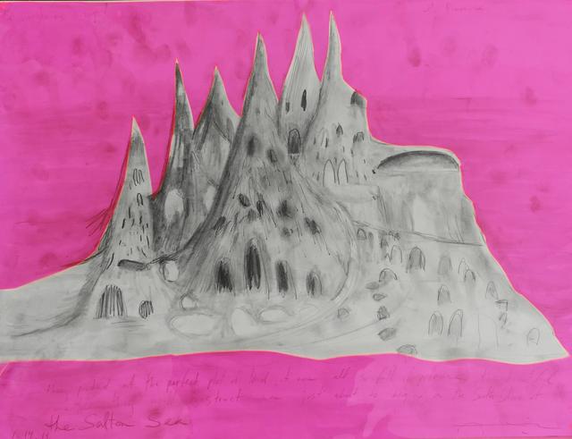 , 'The Salton Sea,' 2014, The LODGE