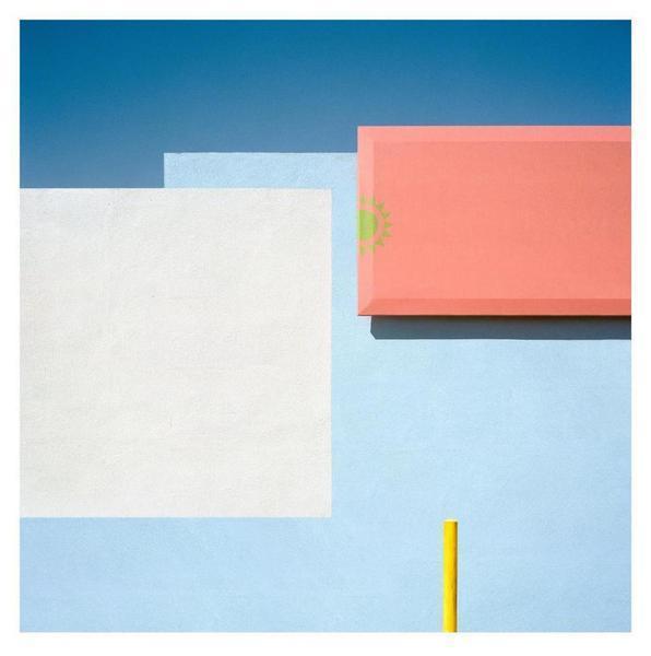 , 'Green Sun With Yellow,' 2017, Bau-Xi Gallery