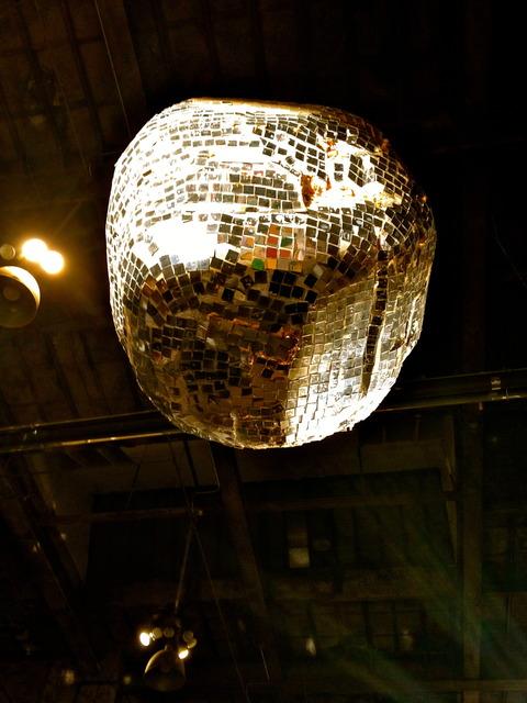 , 'Disco Ball,' 2014, Mana Contemporary