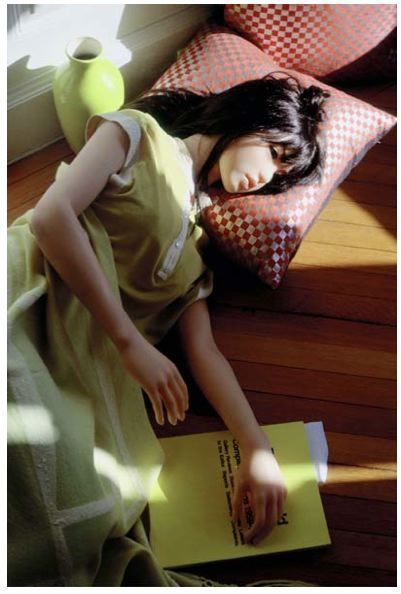 , 'The Love Doll/Day 11 (Yellow),' 2010, Salon 94