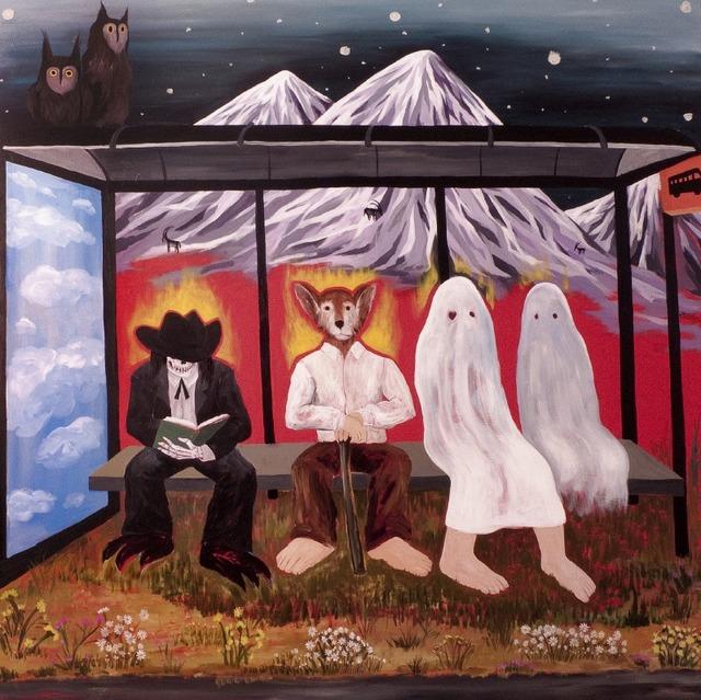 , 'Bus Stop,' 2014, Ruttkowski;68