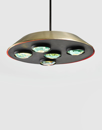 Max Ingrand, 'Ceiling Light,' circa 1955, Sotheby's: Important Design