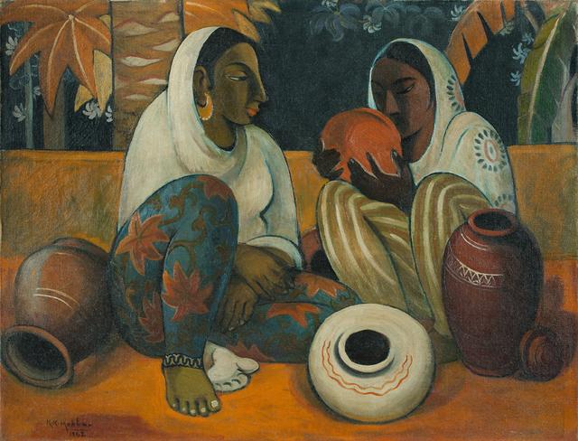 , 'Untitled (Potter Women),' 1942, Dag Modern