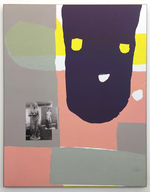 , 'Reverse Thrust (Female Contraposition),' 2018, Galerie Mehdi Chouakri