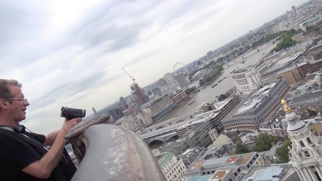 , 'Handlauf Millenium Bridge (London),' 2014, Mai 36 Galerie
