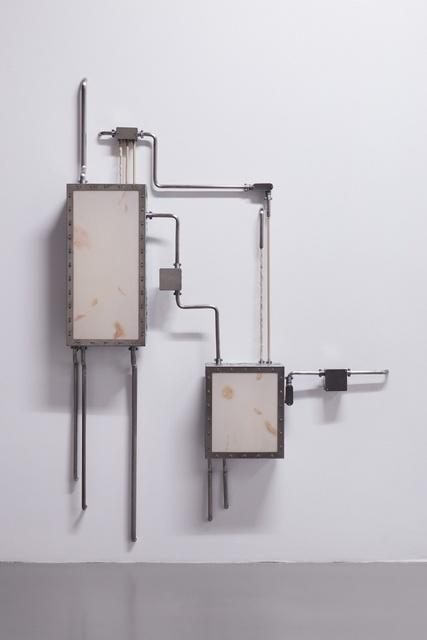 , 'The Architect, Mind Falls Apart,' 2014, Barbara Seiler