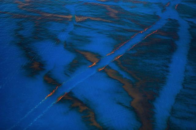 , 'Oil Spill #9,' 2016, Patricia Conde Galería
