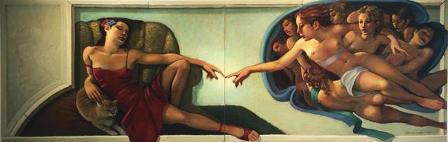 Billy Brauer, 'Sweet Sistine', West Branch Gallery
