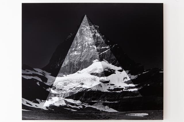 Millee Tibbs, 'Tetrahedron/Matterhorn: The Alpinist ', 2018, InLiquid