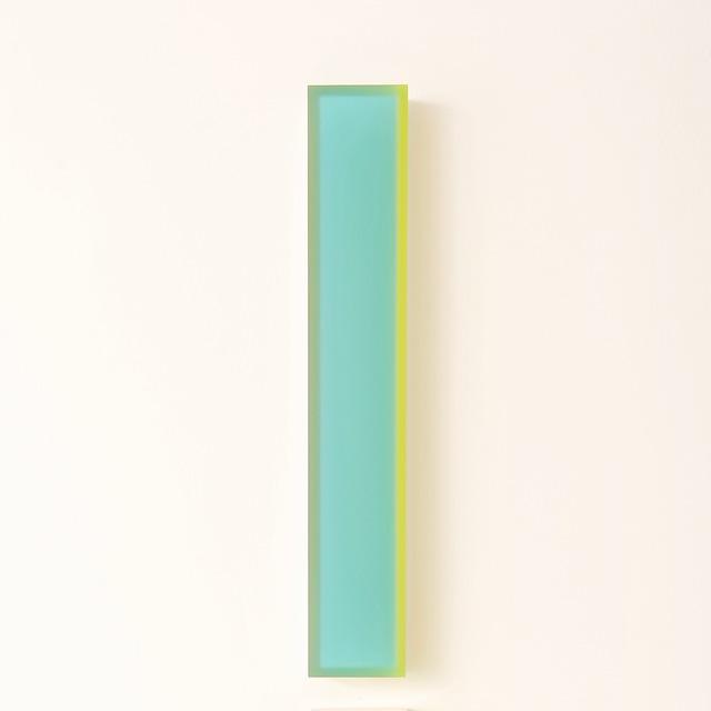Regine Schumann, 'colormirror satin loft two - laguna', 2014, Galerie Floss & Schultz