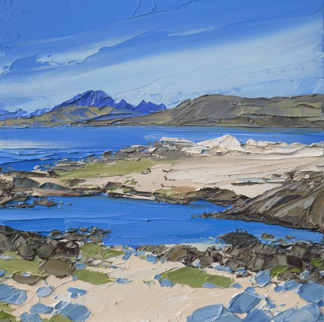 , 'Ord, Isle of Skye,' 2017, Thackeray Gallery