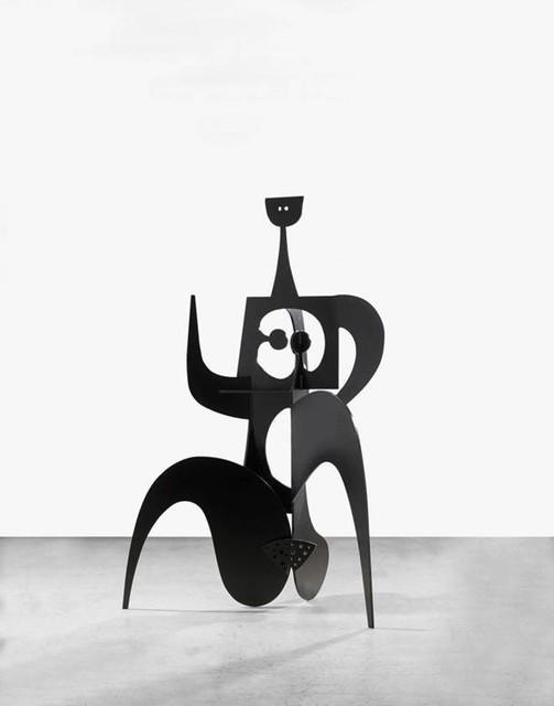 Philippe Hiquily, 'MARATHONIENNE ', 2004, Mark Hachem Gallery
