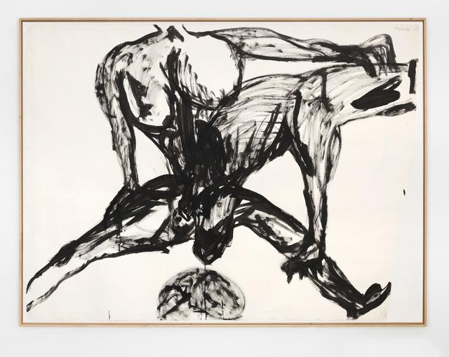, 'Ohne Titel,' 1982, Buchmann Galerie