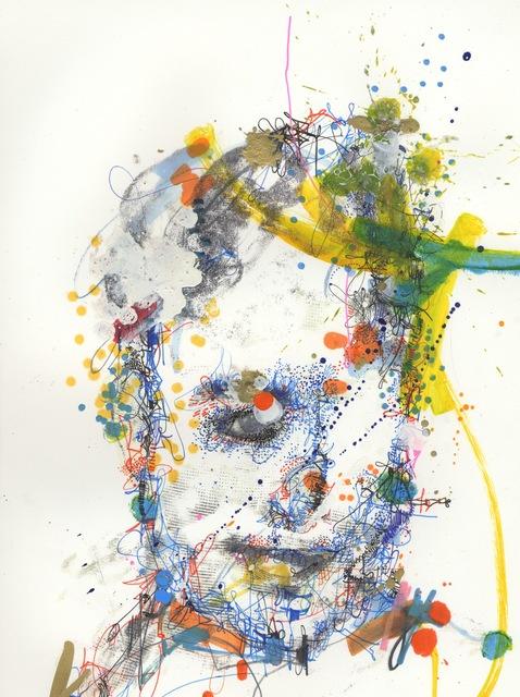 , 'Self Portrait,' 2017, AFA Gallery