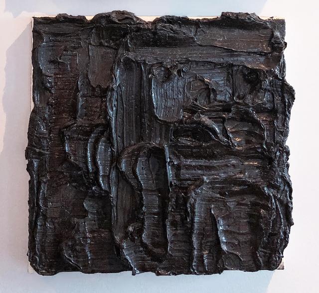 , 'Mars Black,' 2015, Jeff Lincoln Art+Design