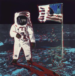 Moonwalk: one plate