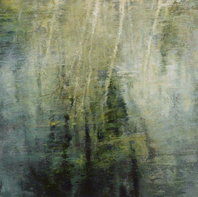 , 'Merced River II,' 2010, Andra Norris Gallery
