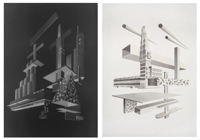 , 'Sin Título,' 2014, Nora Fisch