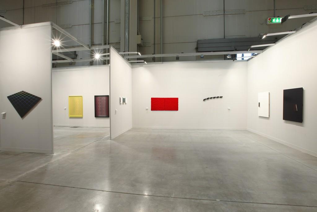 Mi Art 2016. Hans Jörg Glattfelder - Alberto Biasi - Pino Pinelli - Imi Knoebel