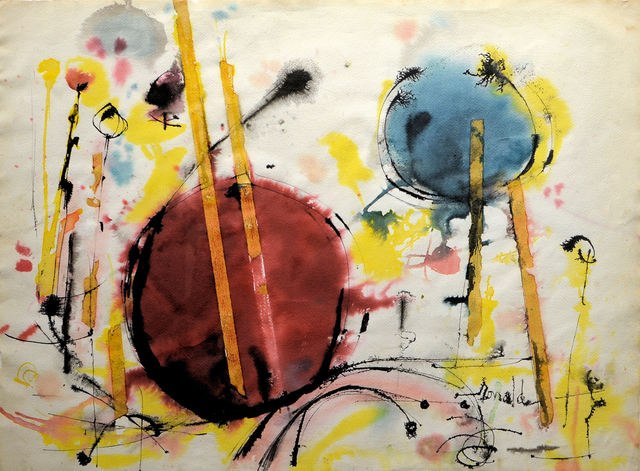 , 'Untitled,' ca. 1962, Canadian Art Group