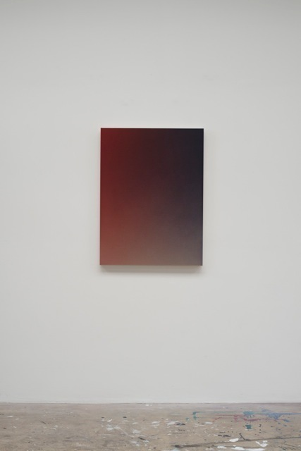 , 'Fade VIII (Orange Red Blue),' 2014, Vigo Gallery