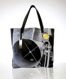 Limited Edition Baldessari Leather Tote Bag