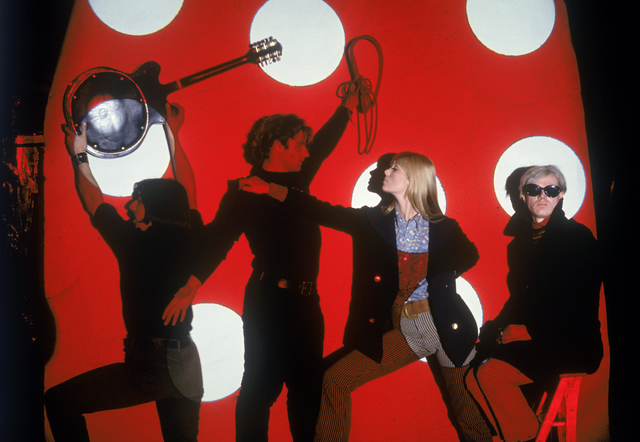 , 'Andy WARHOL and the Velvet Underground, NY 1966 (With John CALE, Gérard MALANGA, Nico),' 1966, Galerie Arcturus