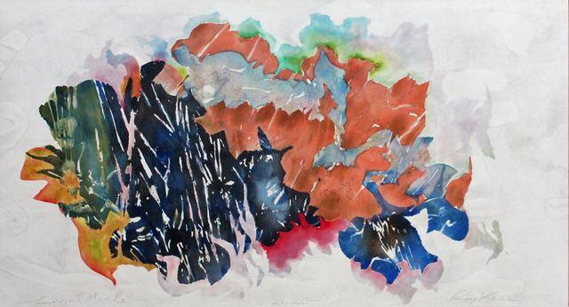 , 'Coral Merle,' 2015, Reynolds Gallery