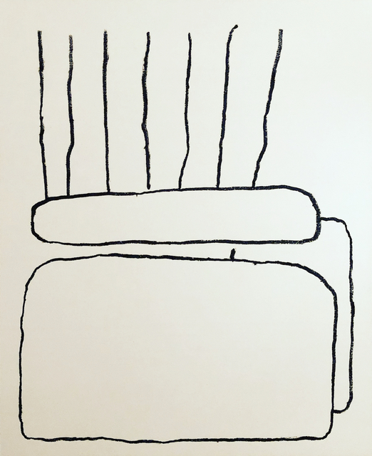 , 'RAW XVI,' 2018, The Dot Project