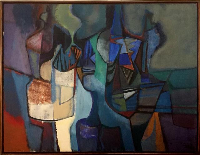 , 'Untitled,' 1982, Bergamin & Gomide