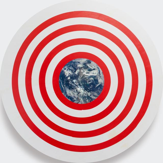 , 'Target,' 2019, V1 Gallery
