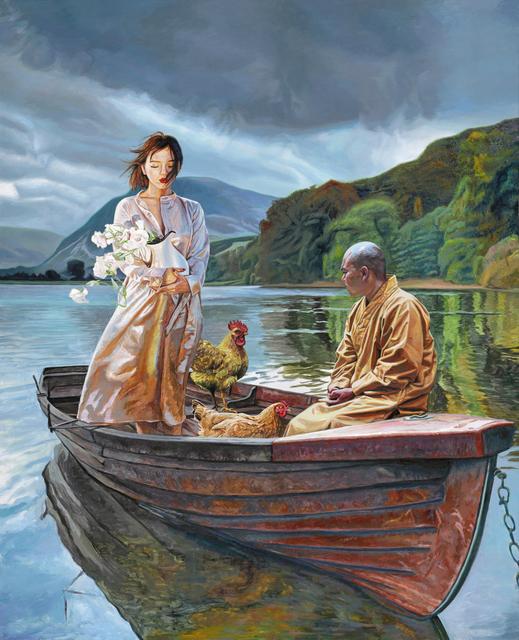 , 'Coming home 回娘家,' 2018, Amy Li Gallery