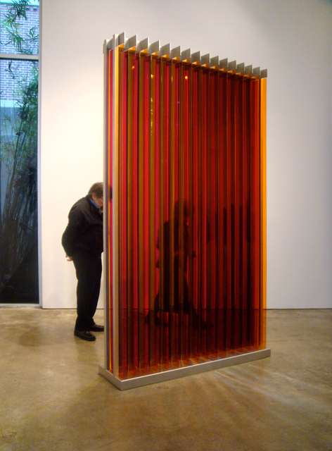 Carlos Cruz-Diez, 'Transchromie Dames A Permutation 1', 1965/2009, Galeria Raquel Arnaud