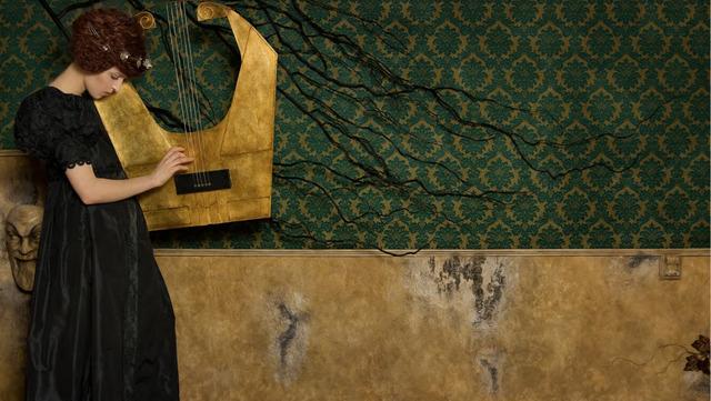 , 'Music,' 2010, Segolene Brossette Galerie