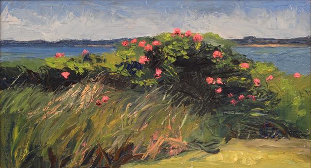 , 'The Wild Rose Bush No. 2,' 2017, Grenning Gallery
