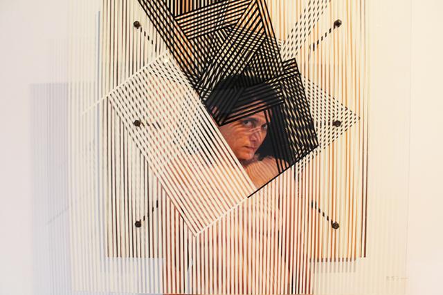 , 'Intervención sobre Soto,' 2015, ABRA